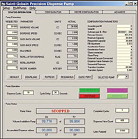 Intuitive Graphical User Interface (GUI)