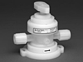 Furon® UPM 1000 Diaphragm Valve Manually Actuated, 2-Way