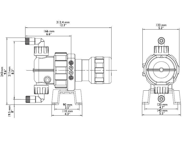 pprd2 308 basic pneumatic symbols astipure™ pprd2 pneumatic dispensing pump 2